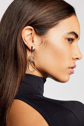 Rebel Heart Asymmetric Earrings