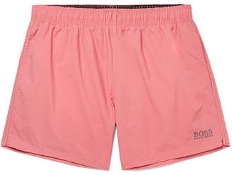 9b3d110701 HUGO BOSS Mid-Length Swim Shorts