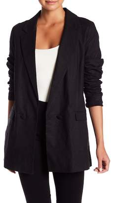 Lovers + Friends Leslie Solid Blazer