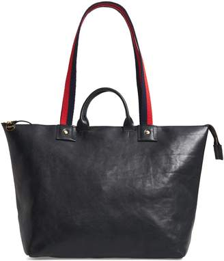 Clare Vivier Le Zip Leather Tote
