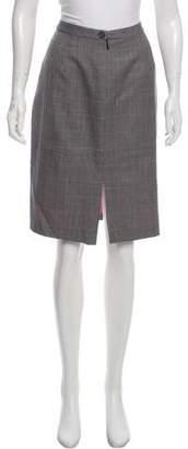 Chloé Knee-Length Pencil Skirt