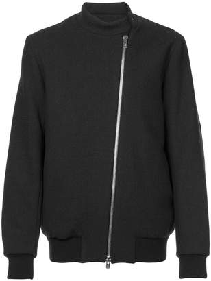 Thamanyah long sleeve bomber jacket