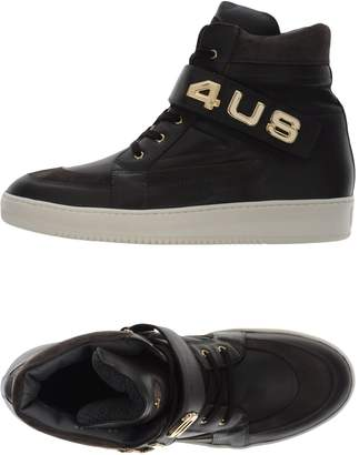 Cesare Paciotti 4US High-tops & sneakers - Item 11349424