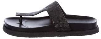 Alexander Wang Agnes Stingray Sandals