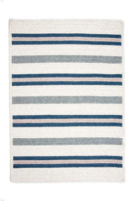 Colonial Mills Allure Polo Blue Area Rug Rug