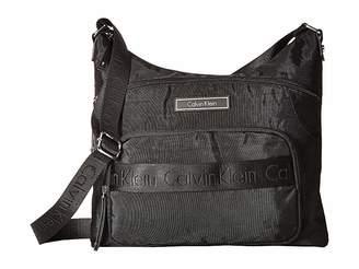 Calvin Klein Athleisure Nylon Messenger Messenger Bags e0f6c6b9c8