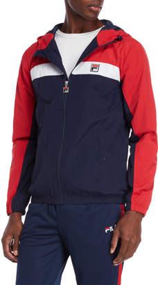 Fila Clipper Hooded Windbreaker Jacket
