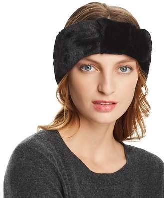 Echo Faux Fur Headband
