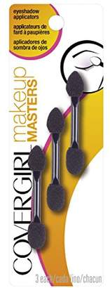 COVERGIRL Makeup Masters Eye Shadow Applicators 3 Count $3.99 thestylecure.com