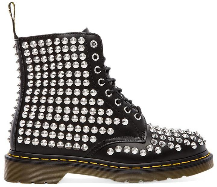 Dr. Martens Spike All Stud 8-Eye Boot