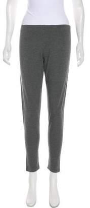 Joan Vass Mid-Rise Knit Leggings w/ Tags