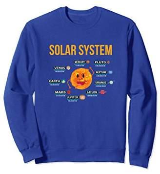 Orbiting Planets Sweatshirt
