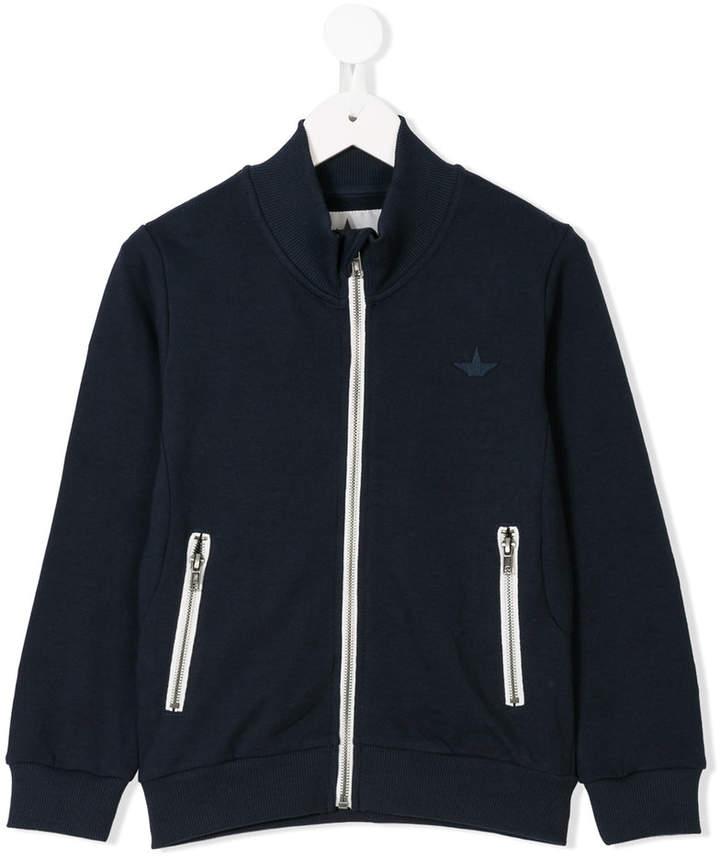 Macchia J Kids zip up jacket