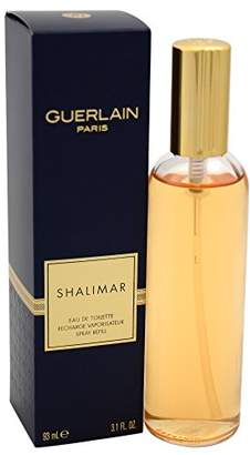 Guerlain Shalimar Eau de Toilette Spray Refill for Women by 3.1 Oz / 93 Ml Refill