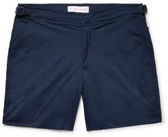 Orlebar Brown Bulldog Sport Mid-Length Swim Shorts - Men - Navy