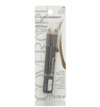 CoverGirl Brow and Eye Makers Pencil - Soft Brown (510) $6.49 thestylecure.com