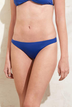 Bikini Lab Skimpy Ink Blue Hipster Bikini Bottom Blue S