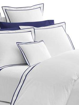 Lauren Ralph Lauren Spencer Border 300 Thread Count Cotton Duvet Cover