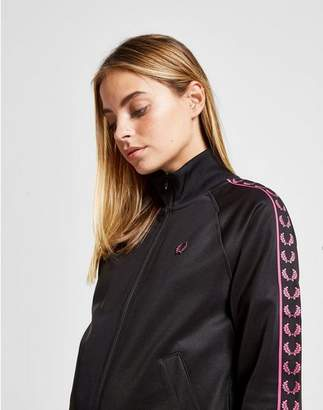 Fred Perry Tape Logo Track Top