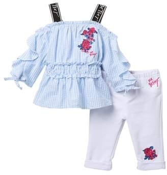 Betsey Johnson 2-Piece Capri Set (Baby Girls)
