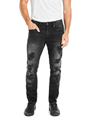 GUESS Men's Slim Tapered Jean