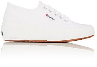 Superga SUPERGA WOMEN'S COTW LINEA UP & DOWN SNEAKERS-WHITE SIZE 9.5 $85 thestylecure.com