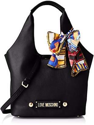 Love Moschino Women's Grain Pu Shoulder Bag