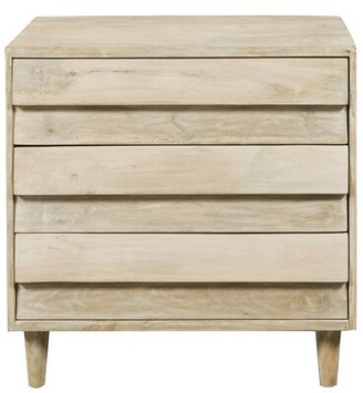 Foundry Select Raheem Reclaimed Look 3 Drawer Accent Chest Foundry Select