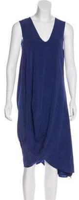 Zero Maria Cornejo Opposite Silk Dress w/ Tags