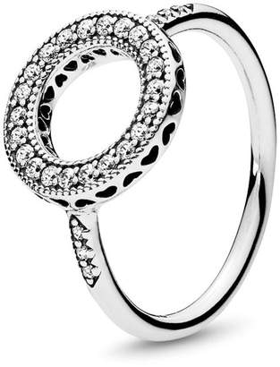 406323f7f Heart Cut Out Ring - ShopStyle UK