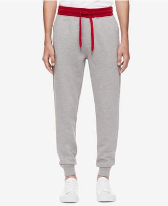 Calvin Klein Jeans Men's Monogram Fleece Pants