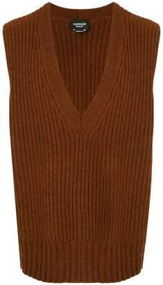 Calvin Klein oversized V-neck vest