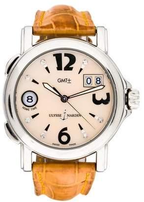 Ulysse Nardin GMT Big Date Watch