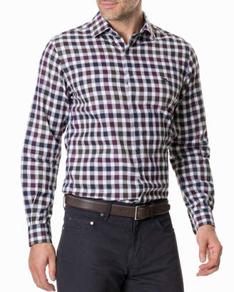 Rodd & Gunn Men's Harvest Avenue Check Sport Shirt