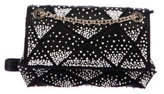 Roger Vivier Beaded Prismick Crossbody