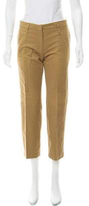 Golden Goose Mid-Rise Straight-Leg Pants