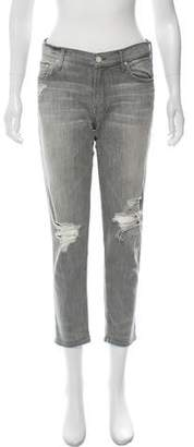 Mother The Looker Mid-Rise Jeans