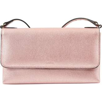 ... LK Bennett Pink Leather Handbag