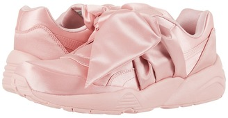 PUMA - Bow Sneaker Fenty by Rihanna Women's Shoes $160 thestylecure.com