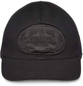Prada visor cap