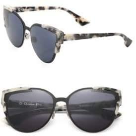 Christian Dior 60mm Wild Cateye Sunglasses