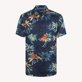 72d6fbfe Tommy Hilfiger Print Shirts - ShopStyle UK