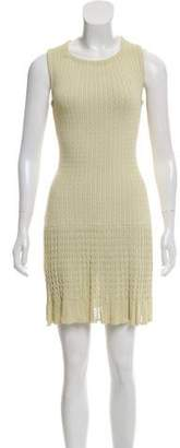 Alaia Rib Knit Dress