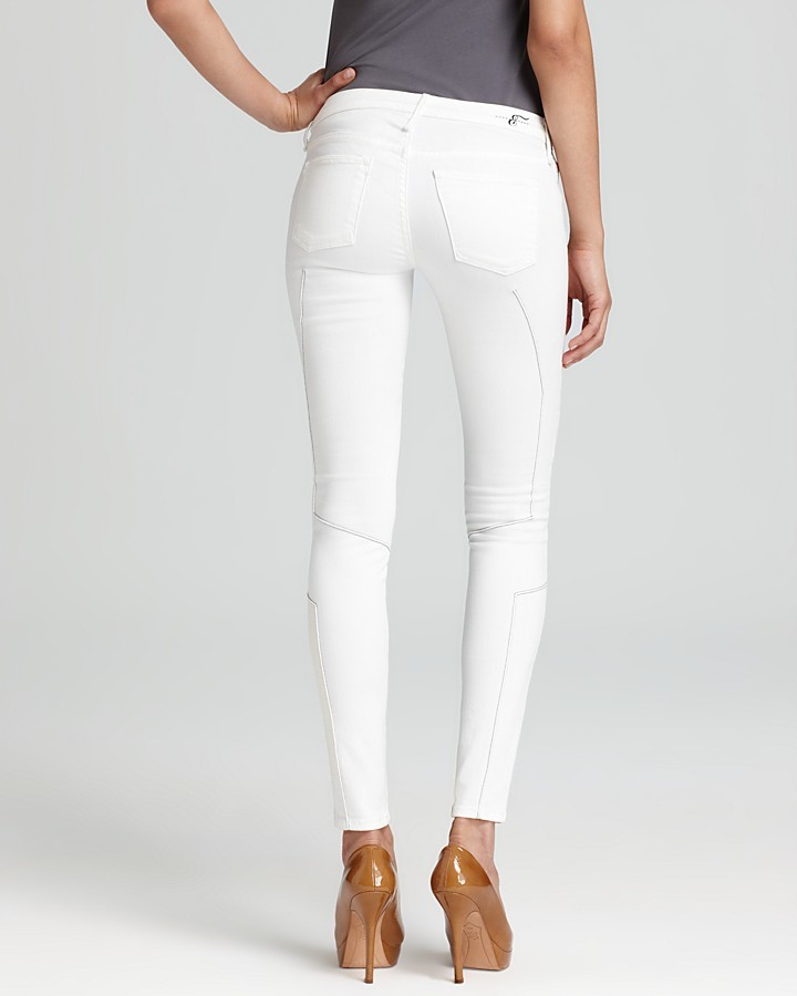 Earnest Sewn Jeans - Outlined Audrey Skinny