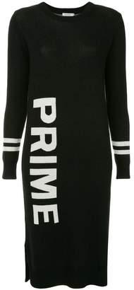GUILD PRIME branded sweater dress