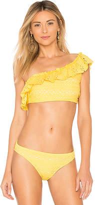 Shoshanna Palm Springs Bikini Top