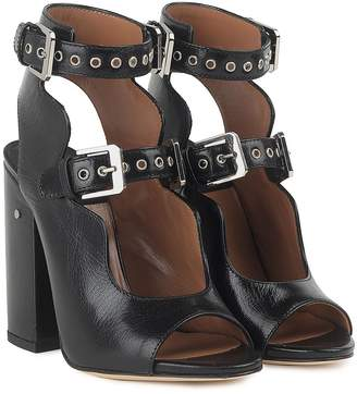 Laurence Dacade Nelen Buckled Leather Sandals