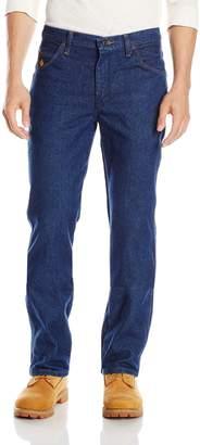 Wrangler Men's Slim Fit Flame Resistant Jean