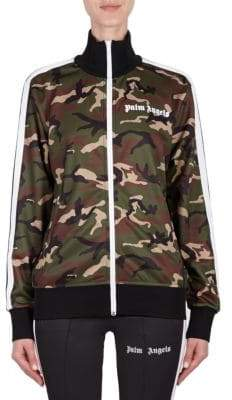 Palm Angels Classic Camo Track Jacket