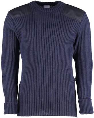 Commando TW Kempton British Sweater Woolly Pully Crew Neck - XL